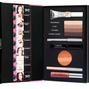 CARGO 7 in 7 Makeup Kit - Warm/Medium